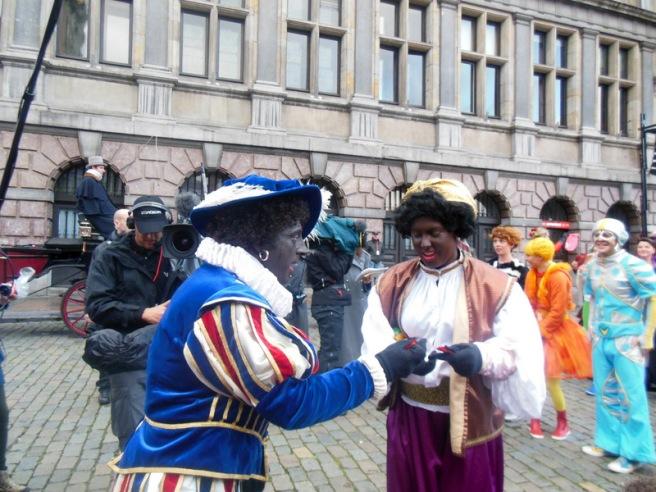 Zwarte Piet is een gekke piet, volgens Z