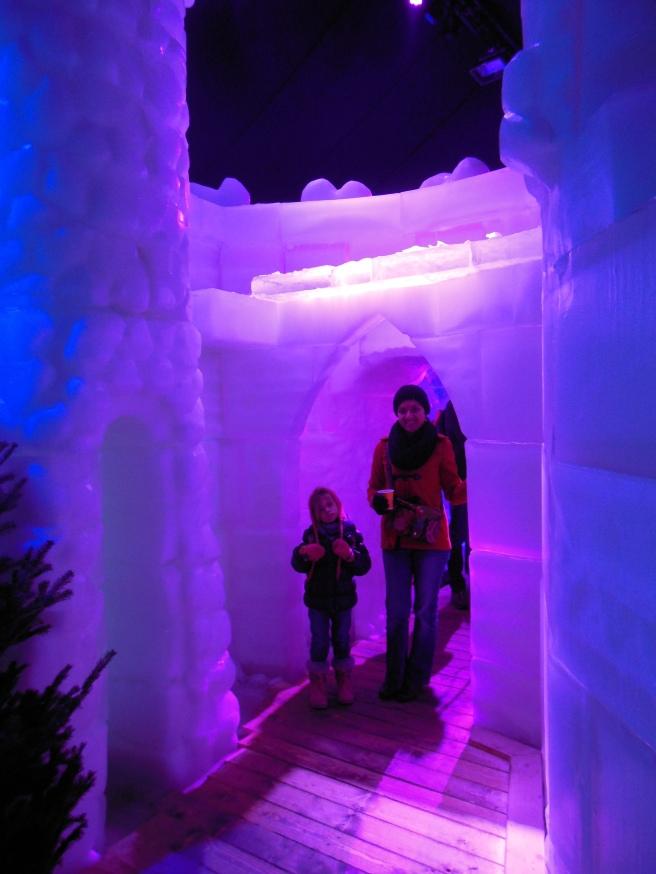 Disney ijssculpturen Antwerpen
