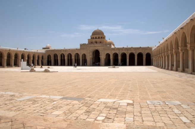 Okbamoskee                Foto van Wikipedia