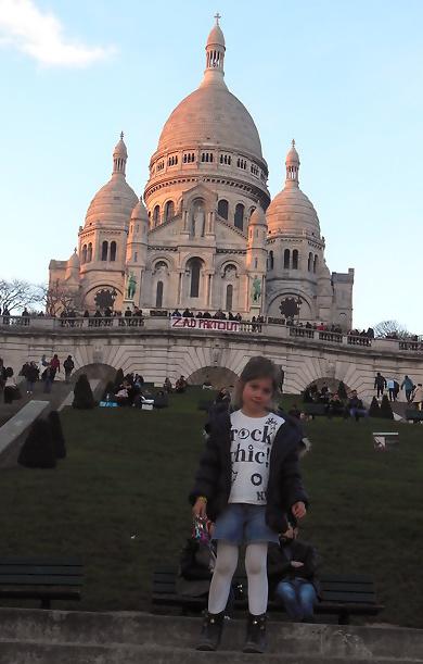 Een bezoekje brengen aan Montmartre / Sacré Coeur