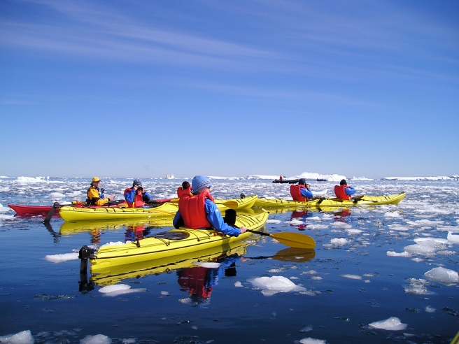 Antarctica Bucket List