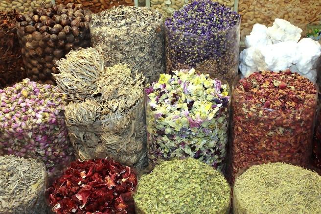 Kruidensoek van Dubai