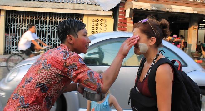 Songkran Kanchanaburi