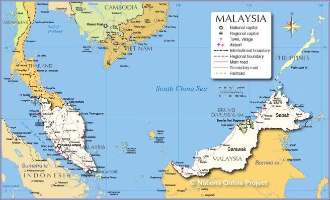 maleisië-Kuala-Lumpur-aardbeving