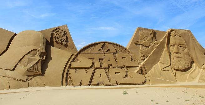 oostende-zandsculpturen-zee-star-wars